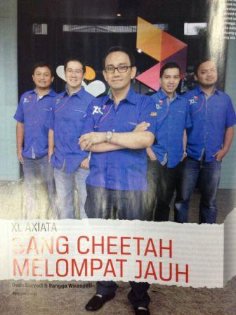 SWA Best Corporate Transformation 2013