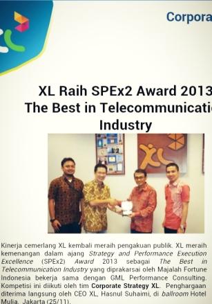 SPEx2 Award