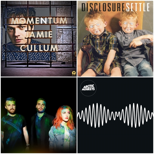Albums of 2013