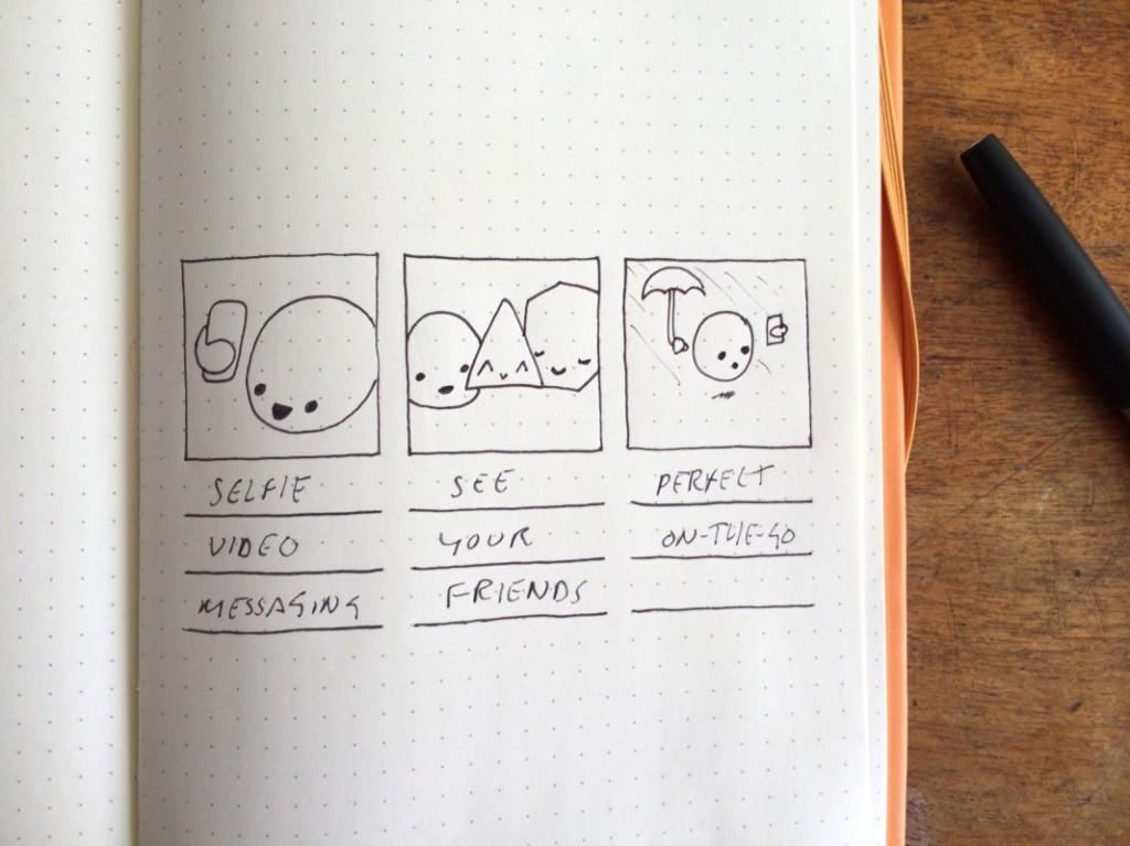 3X3 drawings