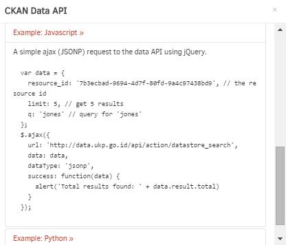 PDI API