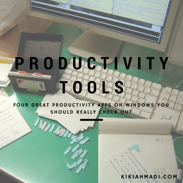 save your time, be more productive