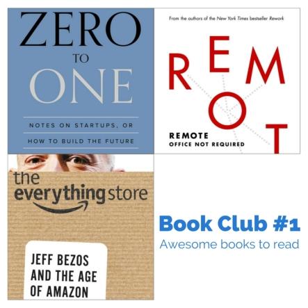 Book Club #1