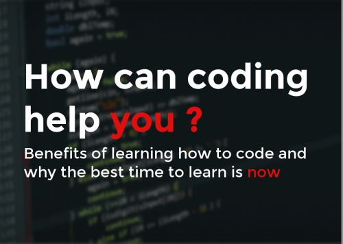 How Can Coding Help You